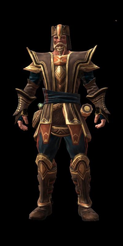 Lyria's Armor Set