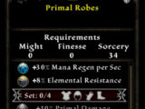 Primal Robes
