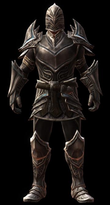 Faehunter Armor Set
