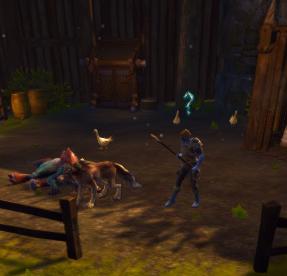 Beast Training (Quest)
