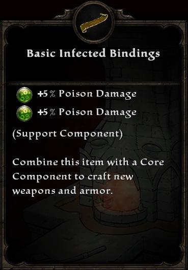 Basic Infected Bindings