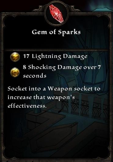 Gem of Sparks