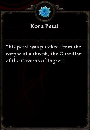 Kora Petal