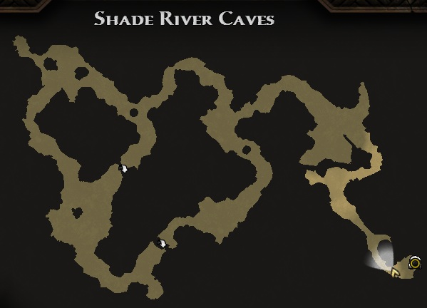 Shade River Caves