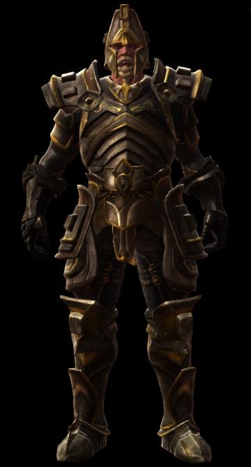 Crucible Armor Set