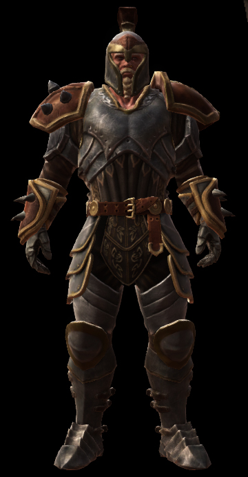 The Guardian Armor Set