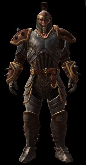 The Guardian Armor Set