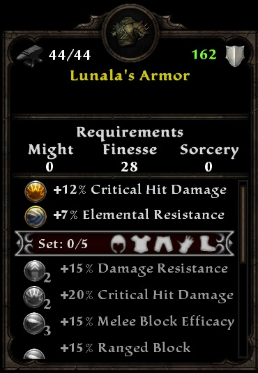 Lunala's Armor