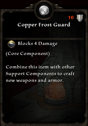 Copper Frost Guard