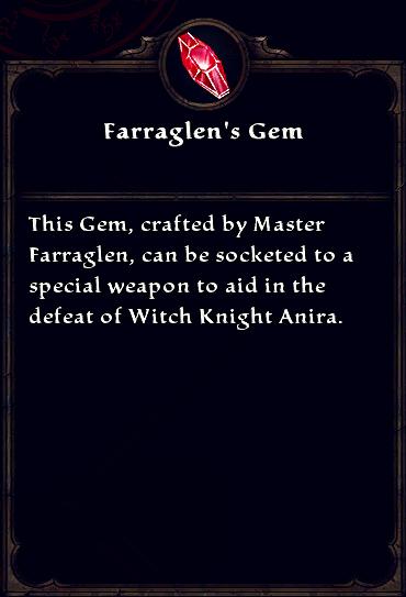 Farraglen's Gem