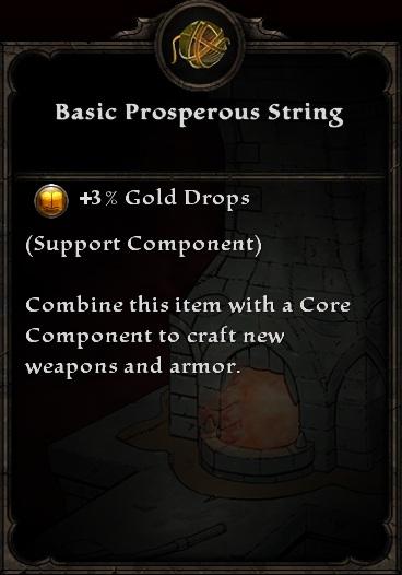 Basic Prosperous String