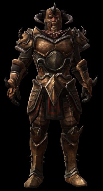Corthian Armor Set