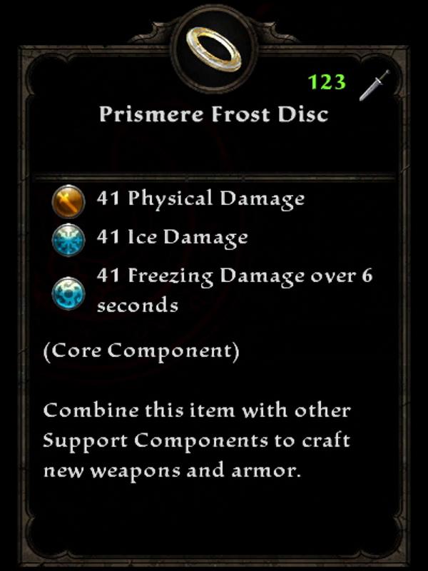 Prismere Frost Disc