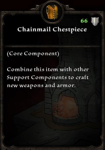 Chainmail Chestpiece