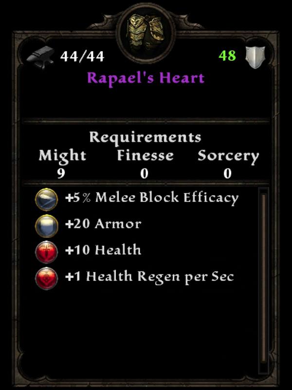 Rapael's Heart