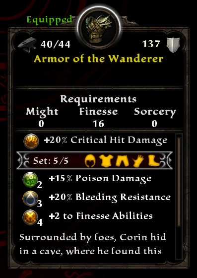 Armor of the Wanderer Inventory Card.png