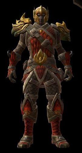 Pteryx Armor Set
