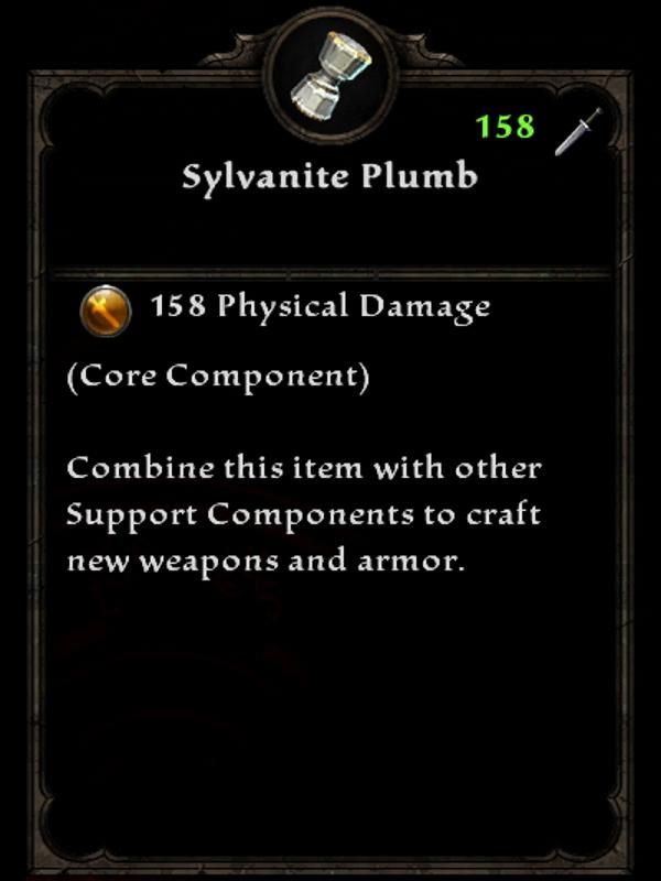 Sylvanite Plumb