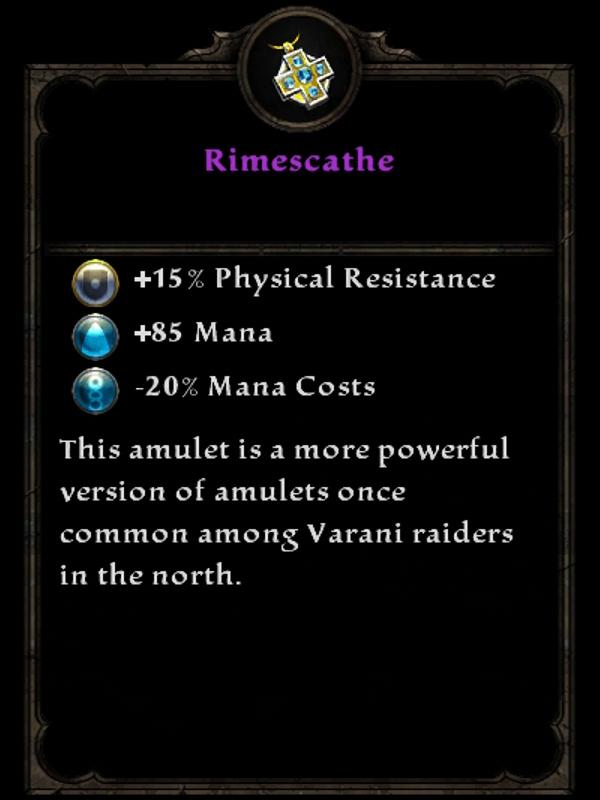 Rimescathe