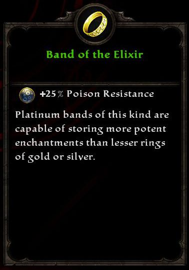 Band of the Elixir