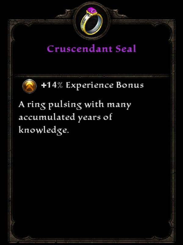 Cruscendant Seal