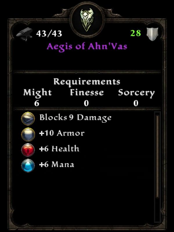 Aegis of Ahn'Vas