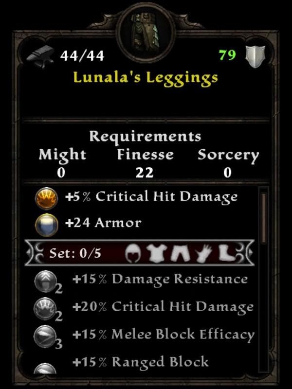 Lunala's Leggings