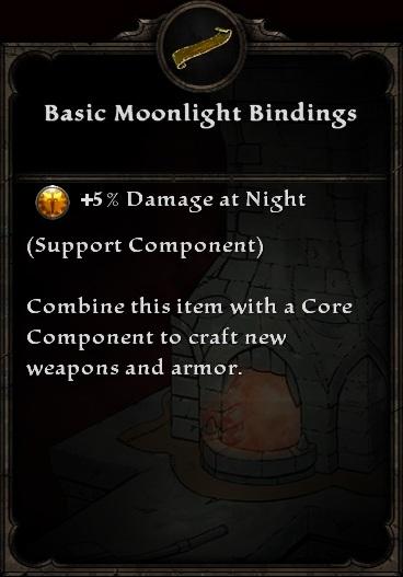 Basic Moonlight Bindings