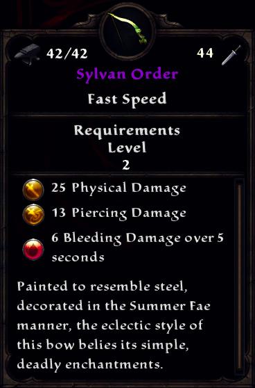Sylvan Order