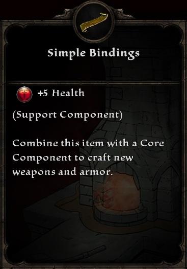 Simple Bindings
