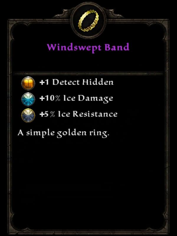 Windswept Band
