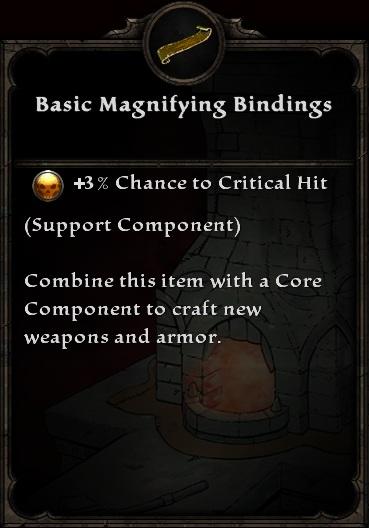 Basic Magnifying Bindings