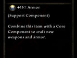 Improved Armored String