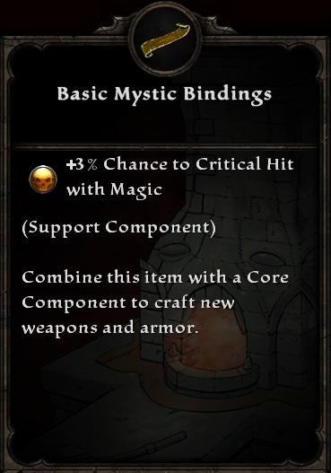 Basic Mystic Bindings