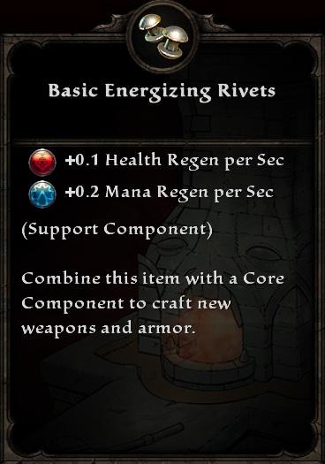 Basic Energizing Rivets