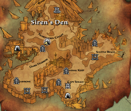 Siren's Den