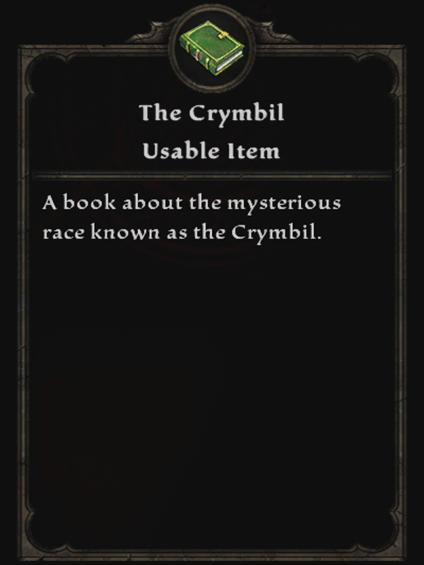 The Crymbil