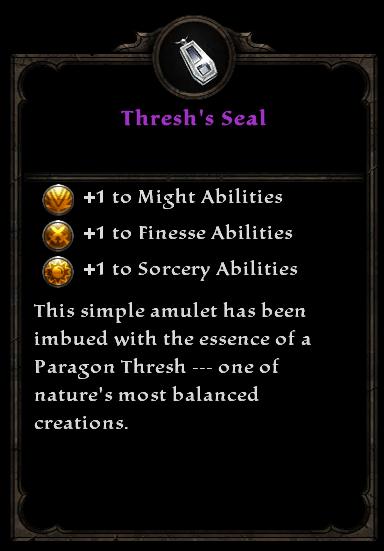 Thresh's Seal
