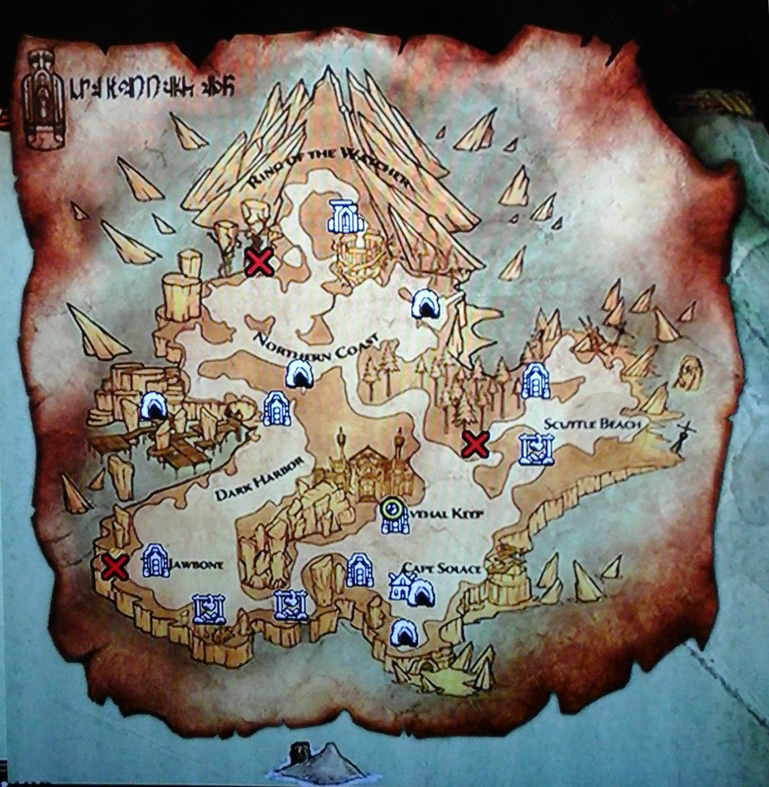 Gallows Bloom locations.png