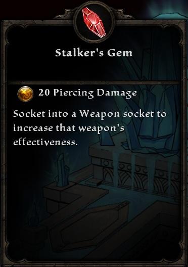 Stalker's Gem