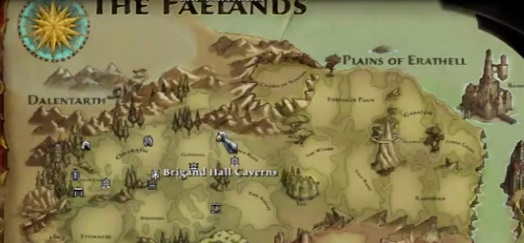 Brigand Hall Caverns Faelands Map.jpg