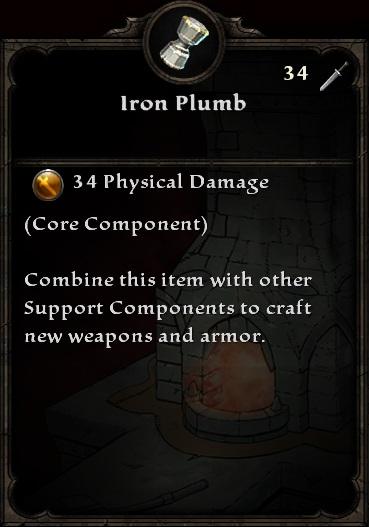 Iron Plumb