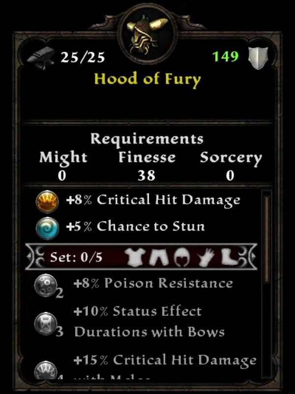 Hood of Fury