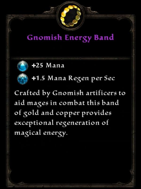 Gnomish Energy Band