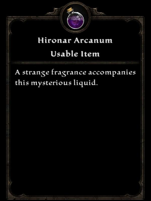 Hironar Arcanum