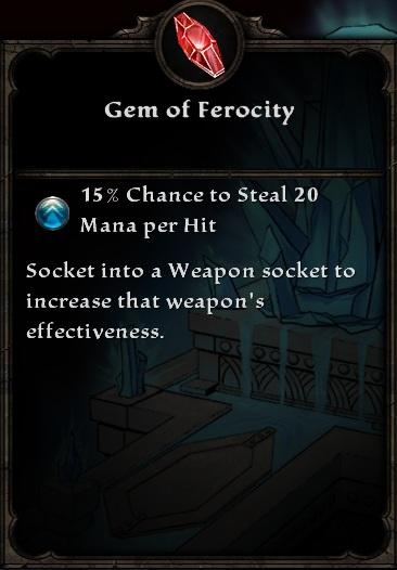 Gem of Ferocity