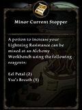 MinorCurrentStopper
