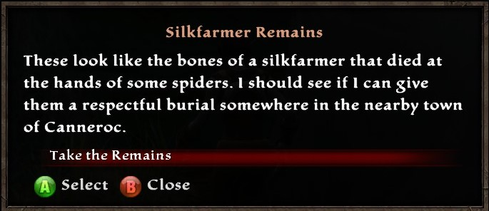 Silkfarmer Remains Message.jpg