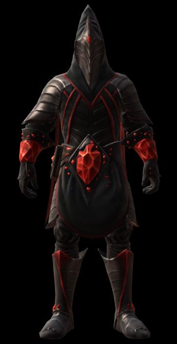 Tuatha Armor Set