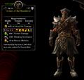 Armor of the Wanderer - full set